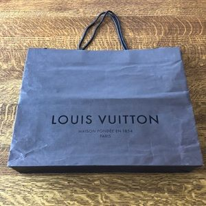 Louis Vuitton large shopping bag
